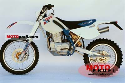 ATK 605 Enduro 2001 photo