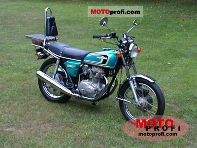 Honda CB 360 G 1975 photo