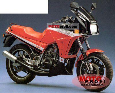 Gilera NGR 250 1988 photo