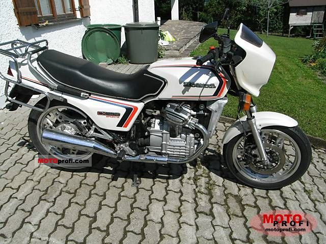 Honda CX 500 E 1983 photo