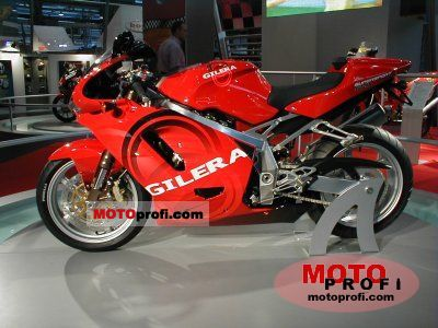Gilera SuperSport 600 2002 photo