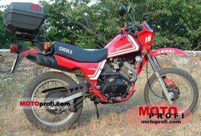 Moto Morini 350 Kanguro 1984 photo