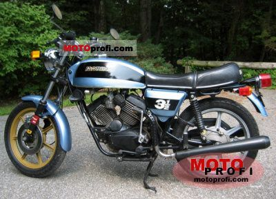 Moto Morini 3 1/2 V 1981 photo
