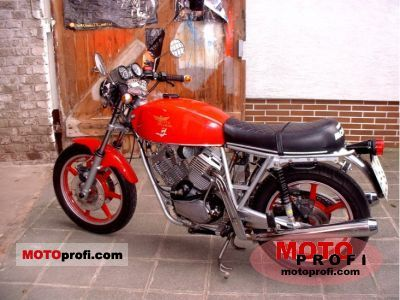Moto Morini 501 K 2 AMEX 1987 photo