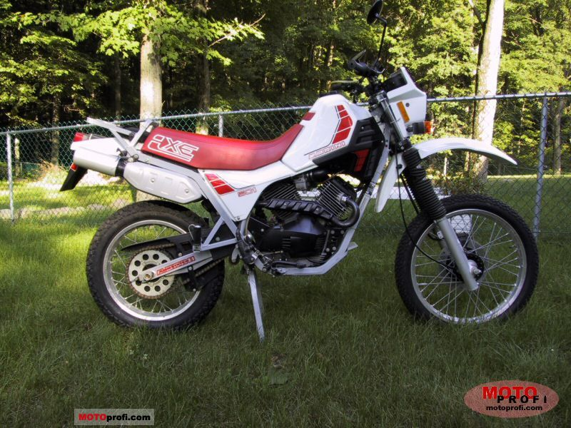 Moto Morini 501/2 Camel 1988 photo