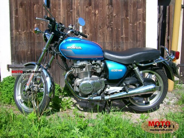 Honda CB 400 T 1978 photo
