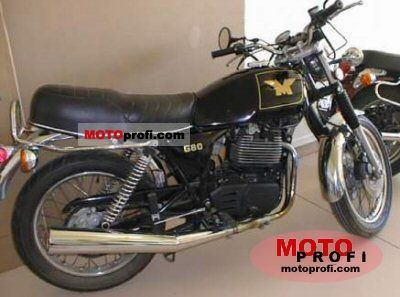 Matchless G 80 E 1988 photo