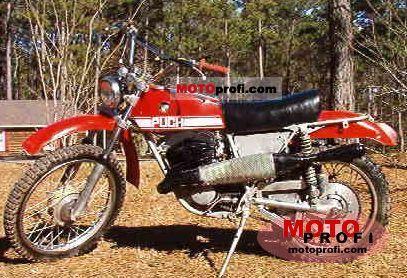Jawa-CZ 175 Enduro 1972 photo