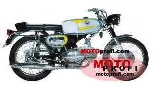 Motobi Sport Special 250 1971 photo