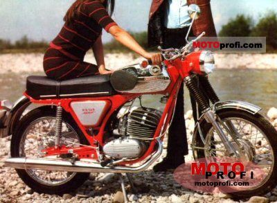 Zundapp KS 125 Sport 1974 photo