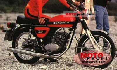 Zundapp KS 125 Sport 1975 photo
