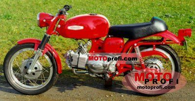 Aermacchi Ala Verde Sport 1970 photo