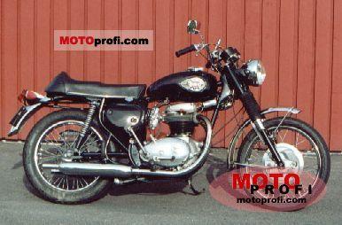 BSA A 65 Lightning 1970 photo