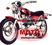 BSA 500 SS Gold Star 1971 photo