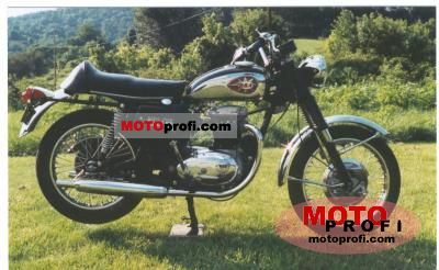 BSA A 50 Royal Star 1970 photo