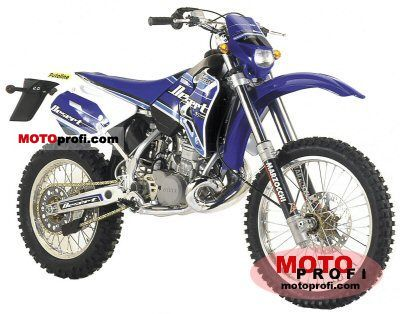 Factory Bike Desert YR 250 2005 photo