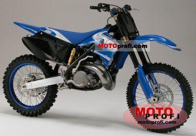 TM racing MX 250 2005 photo