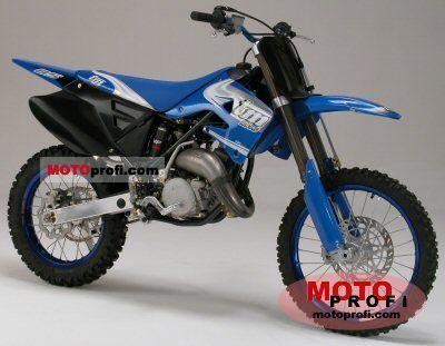 TM racing MX 85 Junior 2005 photo