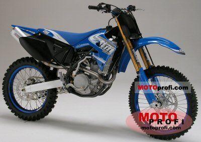 TM racing MX 450 F 2005 photo