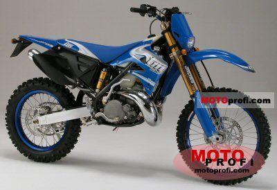 TM racing EN 250 2005 photo