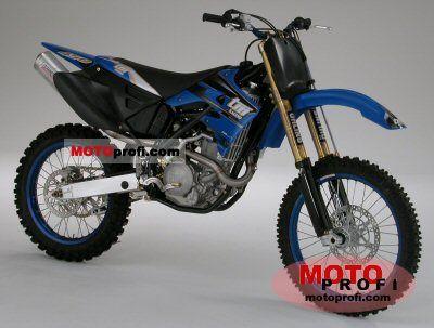 TM racing MX 450 F Cross 2004 photo