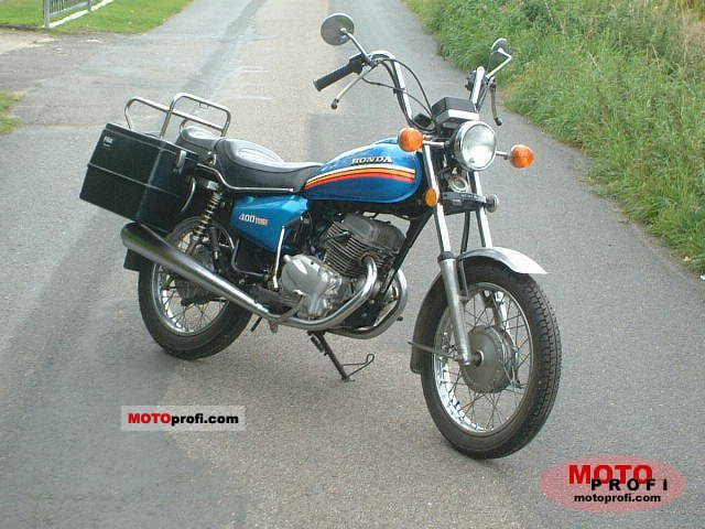 Honda CM 185 T 1978 photo