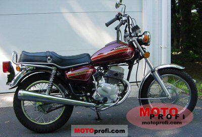 Honda CM 185 T 1979 photo