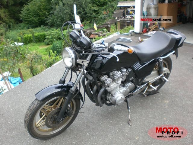 Honda CB 900 F 2 Bol d`Or 1981 photo