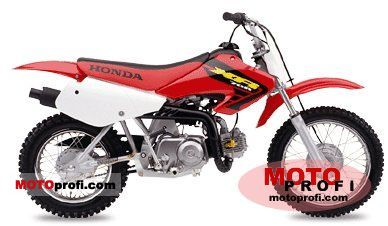 Honda XR 70 R 2002 photo