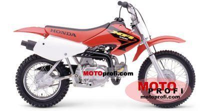 Honda XR 70 R 2003 photo