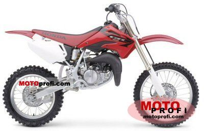 Honda CR 85 R Expert 2005 photo