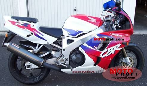 Honda CBR 900 RR Fireblade 1995 photo