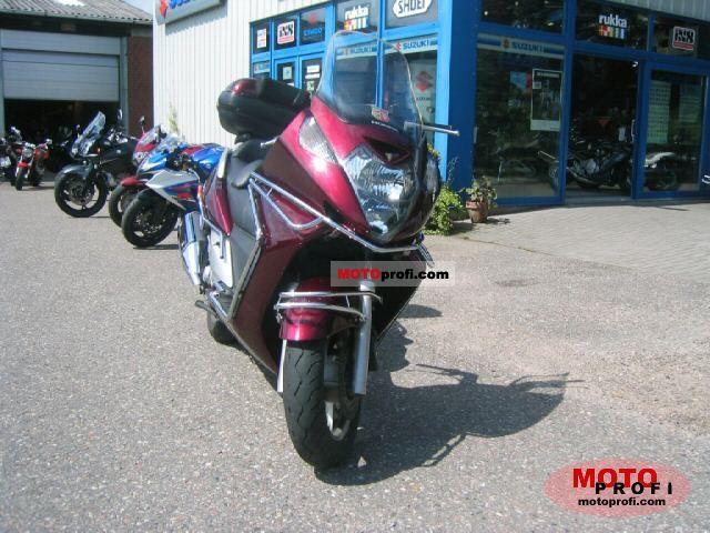 Honda Silver Wing 2002 photo
