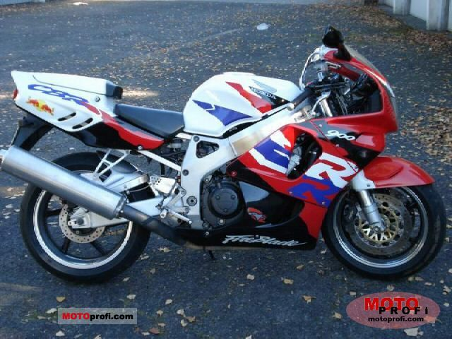Honda Cbr 900 Rr Fireblade 1997 Specs And Photos