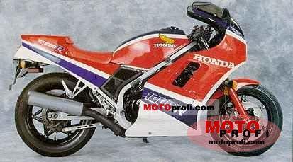 Honda VF 1000 R 1985 photo