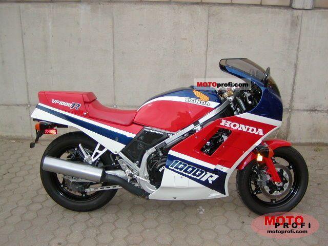 Honda VF 1000 R 1986 photo