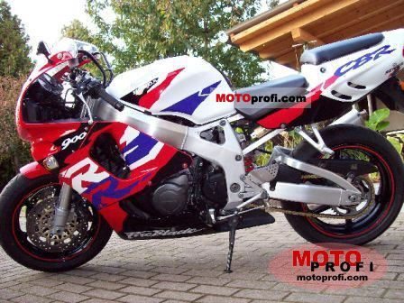 Honda CBR 900 RR Fireblade 1998 photo