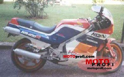 Honda NS 400 R 1987 photo
