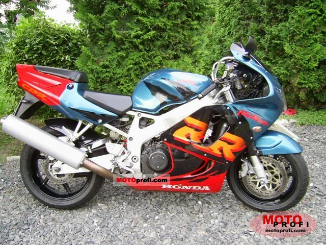 Honda Cbr 900 Rr Fireblade 2000 Specs And Photos