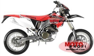 Honda CRF 450 F 2004 photo