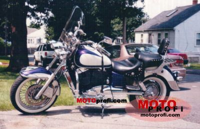 Honda VT 1100 C2 Shadow ACE 1996 photo