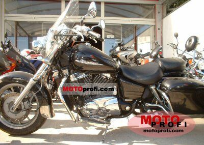 Honda VT 1100 C2 Shadow ACE 1998 photo