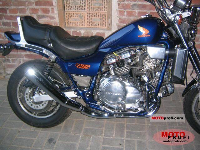 Honda VF 1100 C 1986 photo