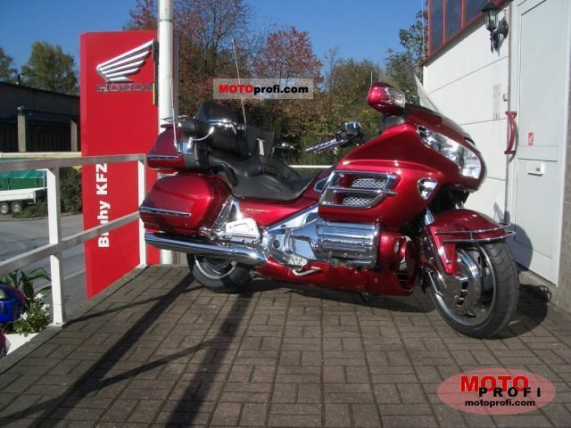 Honda Goldwing F6b 0 60 Performance.html | Autos Weblog