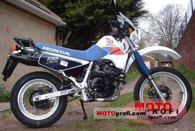Honda XL 600 LM 1985 photo