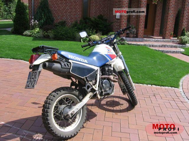 Honda XL 600 LM 1986 photo