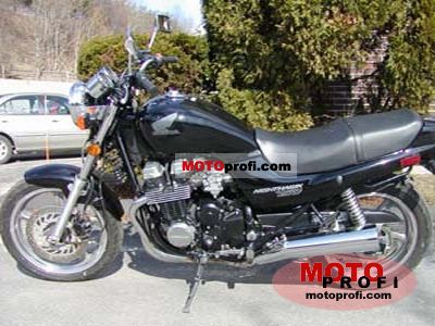 Honda CB 750 F2 Seven-Fifty 1999 photo