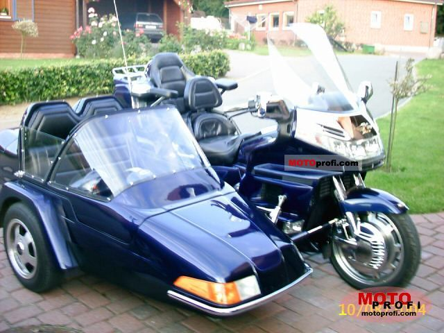 Honda GL 1500 Gold Wing SE 1996 photo