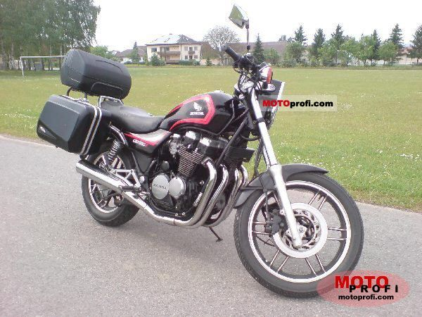Honda CBX 650 E 1984 photo