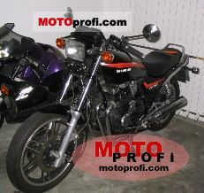 Honda CBX 650 E 1987 photo